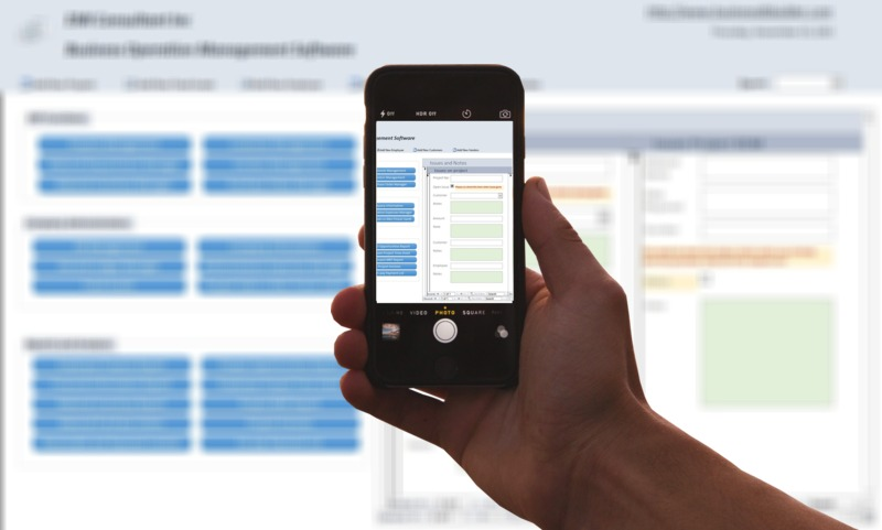 cloud accessible management Software