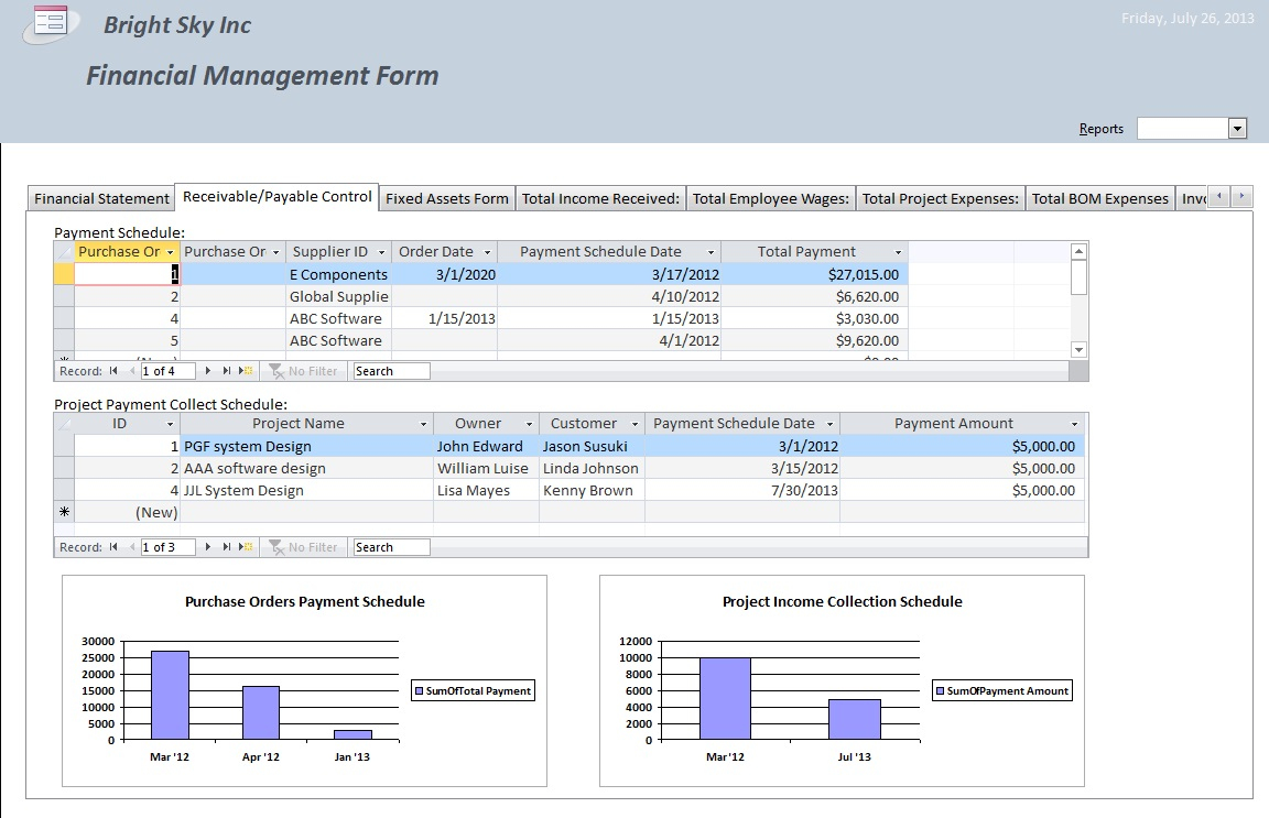 Simple Database Software For Small Business download free Wrangell