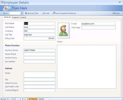Construction Project Management Software Screenshots   Project ...