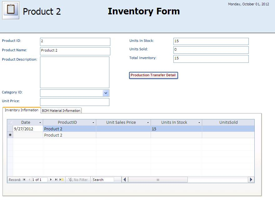 Inventory Management Software Screenshots | Inventory Managment ...